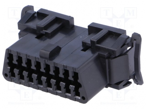 MOLEX - MOLEX 511151601, Connector: diagnostic