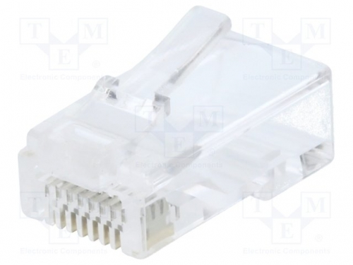 LOGILINK - LOGILINK MP0027, Plug; RJ45
